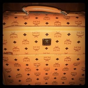 MCM Trolley Luggage Travler